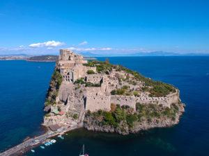 Ischia il Castello Aragonese