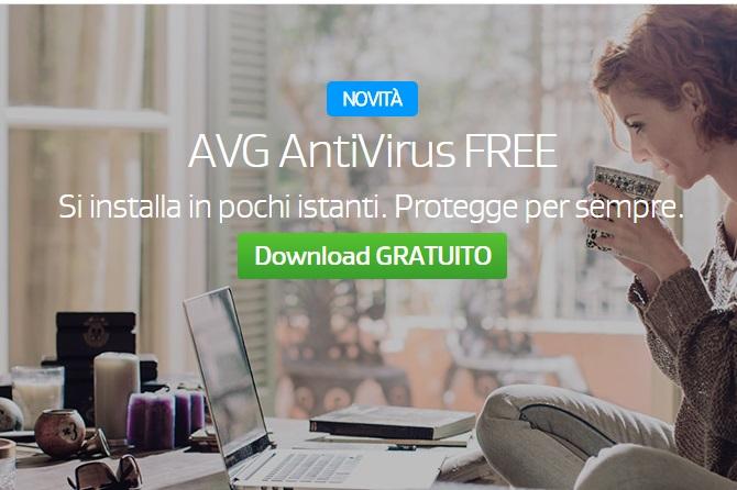 AVG antiviurs Gratis