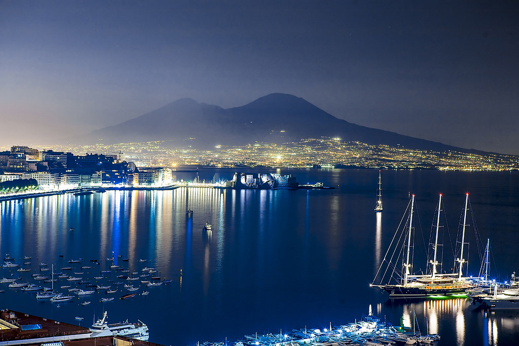 Napoli Di Notte Isola Verde Tv